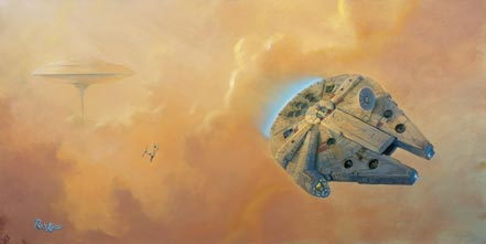 rob kaz escape from cloud city