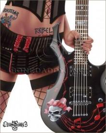 bonedaddy rock star rebel