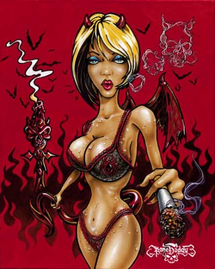 bonedaddy smokin hot