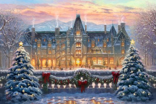 Christmas at Biltmore® - Limited Edition Art