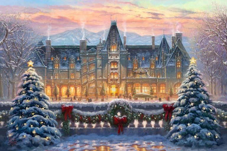 Christmas at Biltmore® - Limited Edition Art