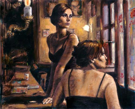 fabian perez el federal cafe ii