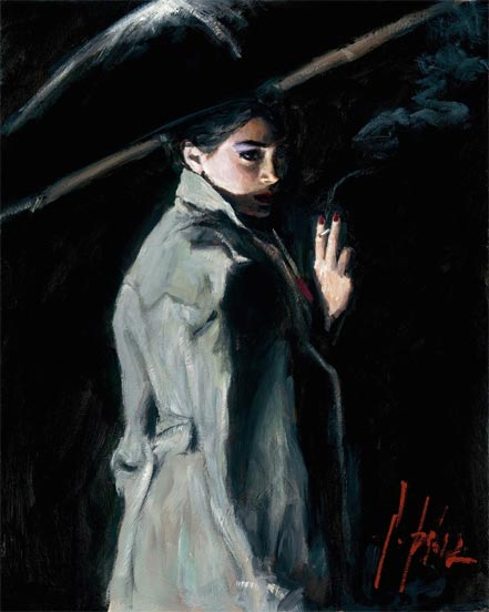 fabian perez fall night