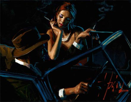 fabian perez late night ii