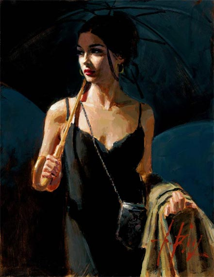 fabian perez night walk iv