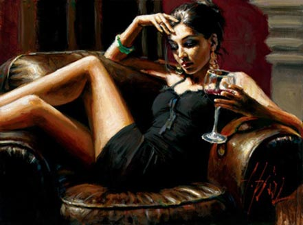 fabian perez red on red iii