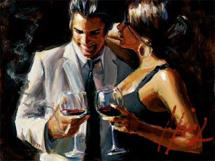 fabian perez the proposal