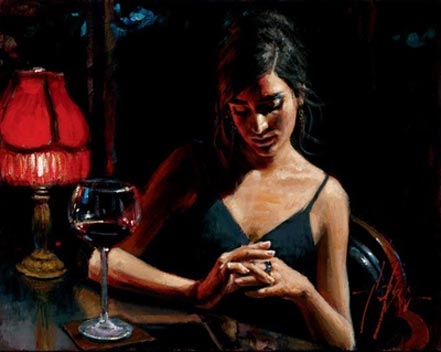 fabian perez the ring
