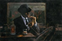 fabian perez whiskey at las brujas ii