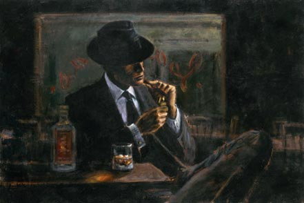 fabian perez whiskey at las brujas ii