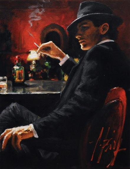 fabian perez whiskey at las brujas vii