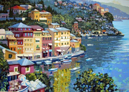 howard behrens harbor view