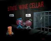 michael godard bad grapes