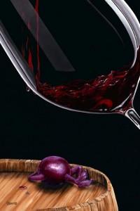 michael godard when grapes dream