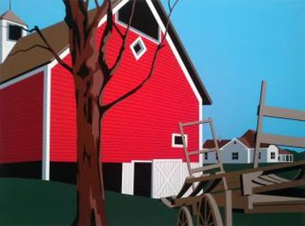 armond fields red barn series