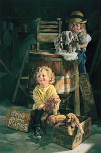 bob byerley free cleen puppies
