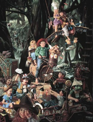 bob byerley the laughing place