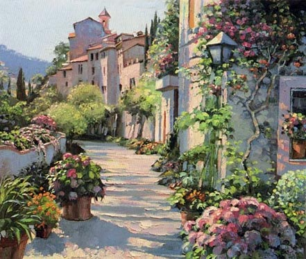 howard behrens burgundy