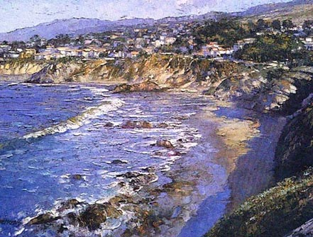 howard behrens california shores