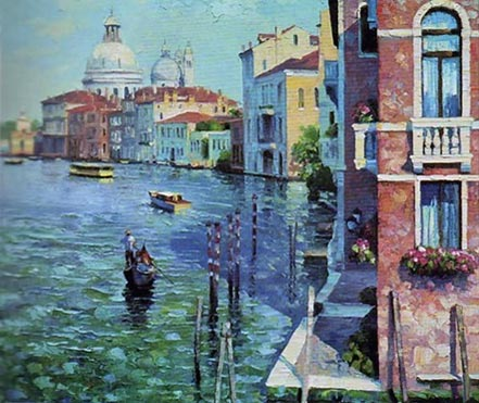 howard behrens grand canal