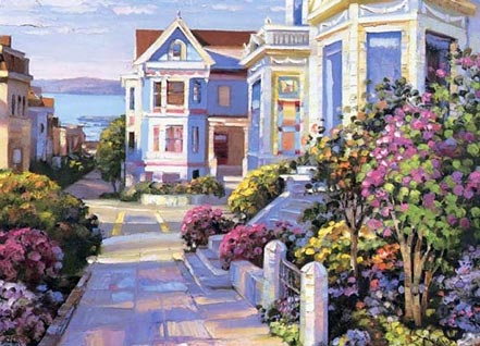 howard behrens grove street san francisco