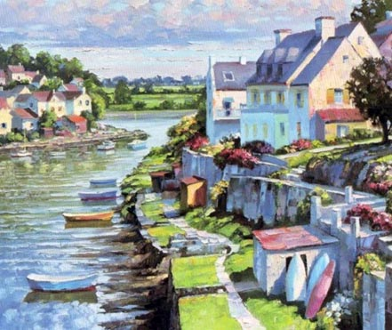 howard behrens normandy