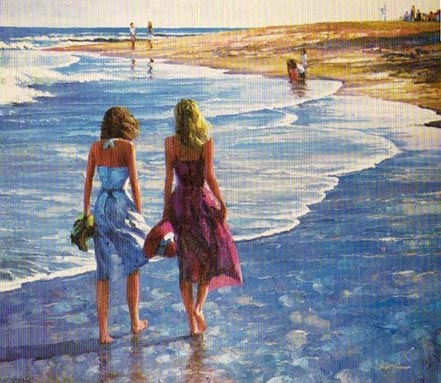 howard behrens surf walk