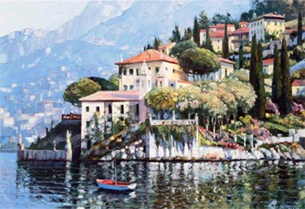 howard behrens villa balbianello