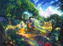 tom dubois snow whites magical forest
