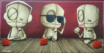 fabio napoleoni keeping to myself