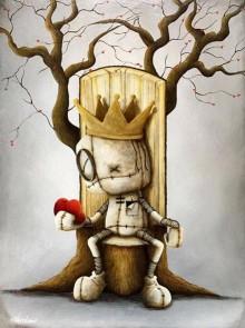 fabio napoleoni king of hearts