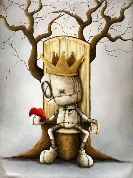 fabio napoleoni king of hearts