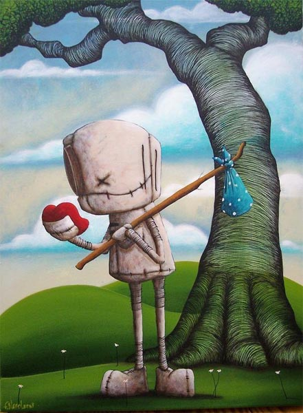 fabio napoleoni let your heart guide the way