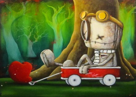 fabio napoleoni lets get this show on the road