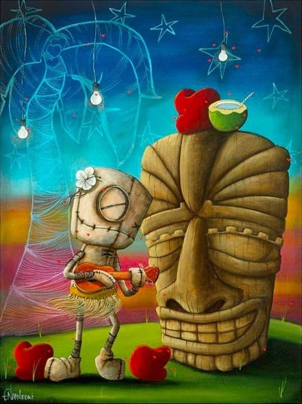 fabio napoleoni somewhere over my rainbow
