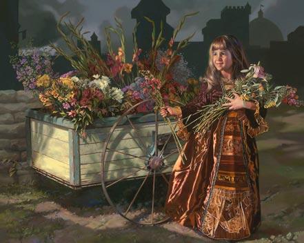 bob byerley the flower girl