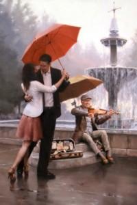 daniel del orfano romance and music