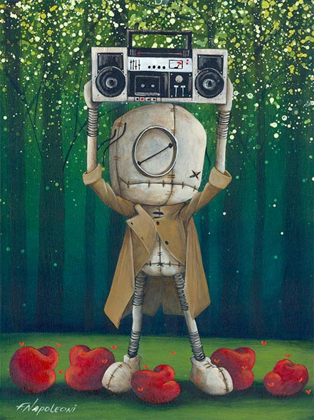 fabio napoleoni in your eyes