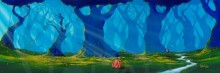 michael godard chasing fireflies