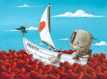 fabio napoleoni sailing takes me away