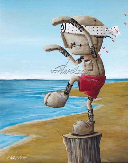 fabio napoleoni the best around