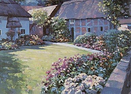 Howard Behrens English Garden