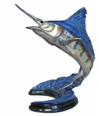 chris barela mini blue marlin