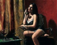 fabian perez arpi in the red room ii
