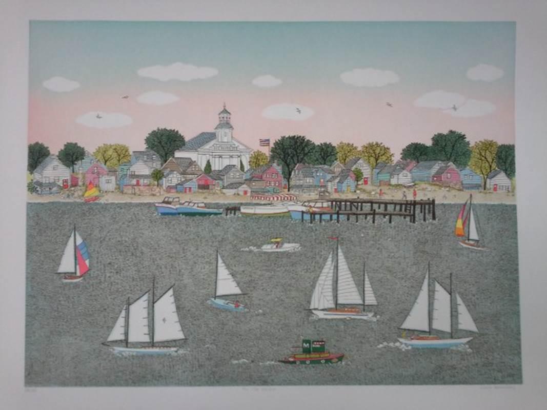 Cuma Romley Old Harbor