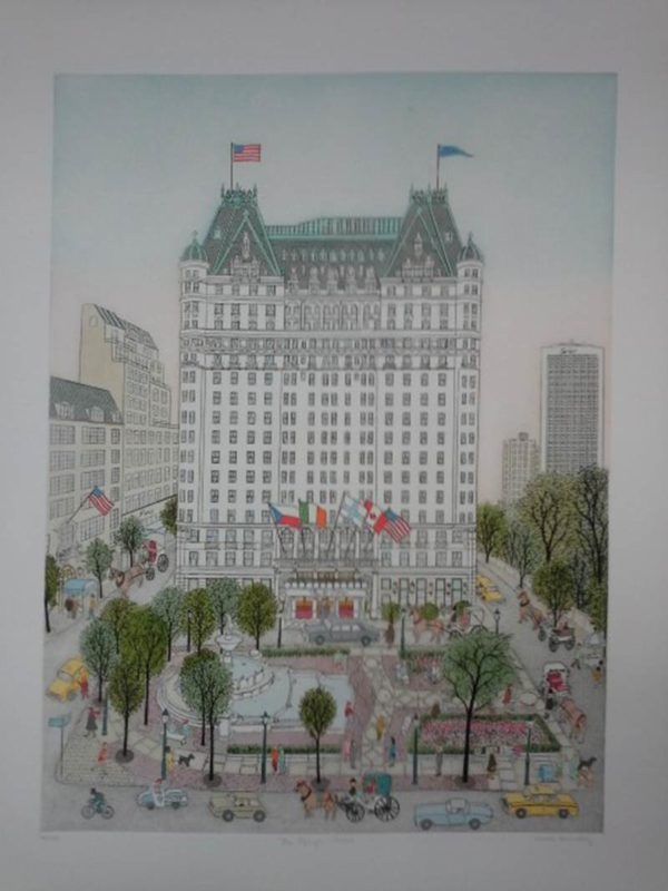 Cuca Romley The Plaza Hotel
