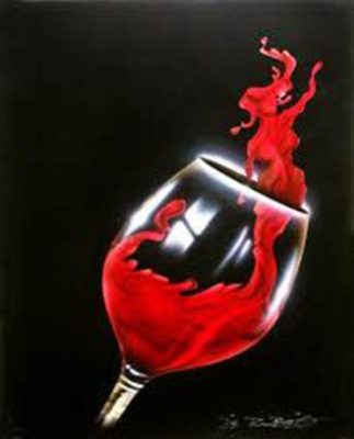 DeRubeis Reach of Red Pour