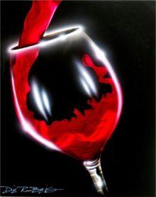 DeRubeis Red Pour