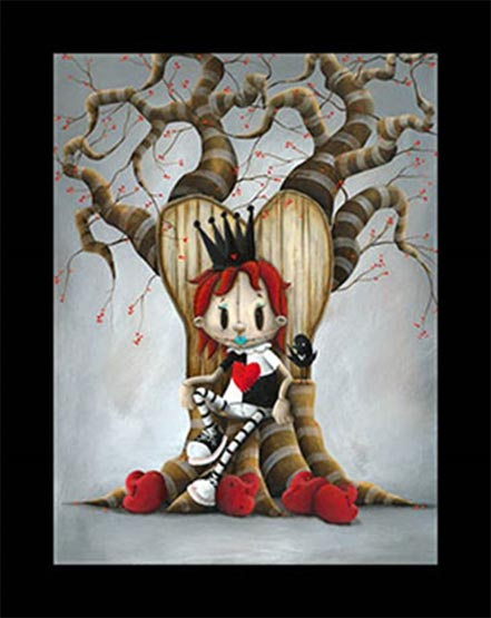 fabio napoleoni queen of broken hearts