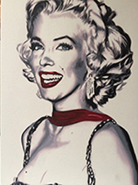 Marco Toro Marilyn Classic Smile
